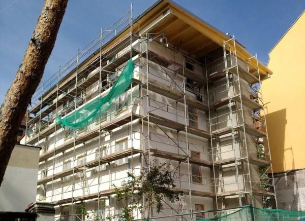 Дизайн экстерьера, разработка планировочных решений модернизации здания в г. Нюрнберг (Реализовано)