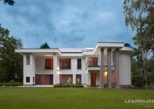 Проект дома LK&855