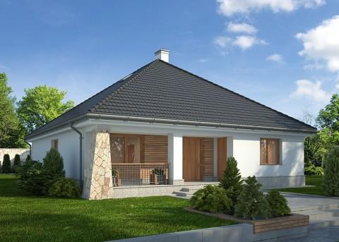 Проект LK&876 дома одноэтажного