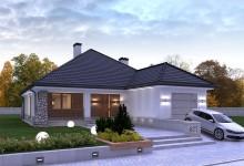 Проект дома LK&877
