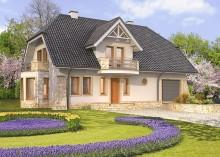 Проект дома LK&891