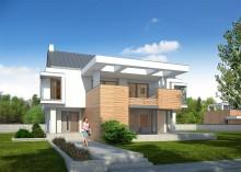 Проект дома LK&897