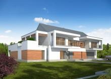Проект дома LK&900