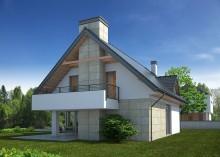 Проект дома LK&902