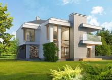 Проект дома LK&903