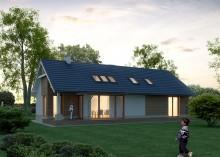 Проект дома LK&908
