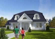 Проект дома LK&915