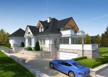 Проект дома LK&916