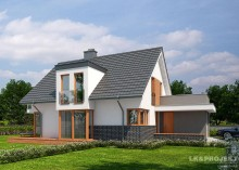 Проект дома LK&931