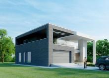 Проект дома LK&933