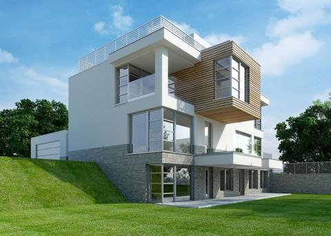 Проект дома LK&938