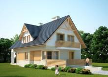 Проект дома LK&941
