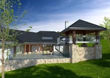 Проект дома LK&942
