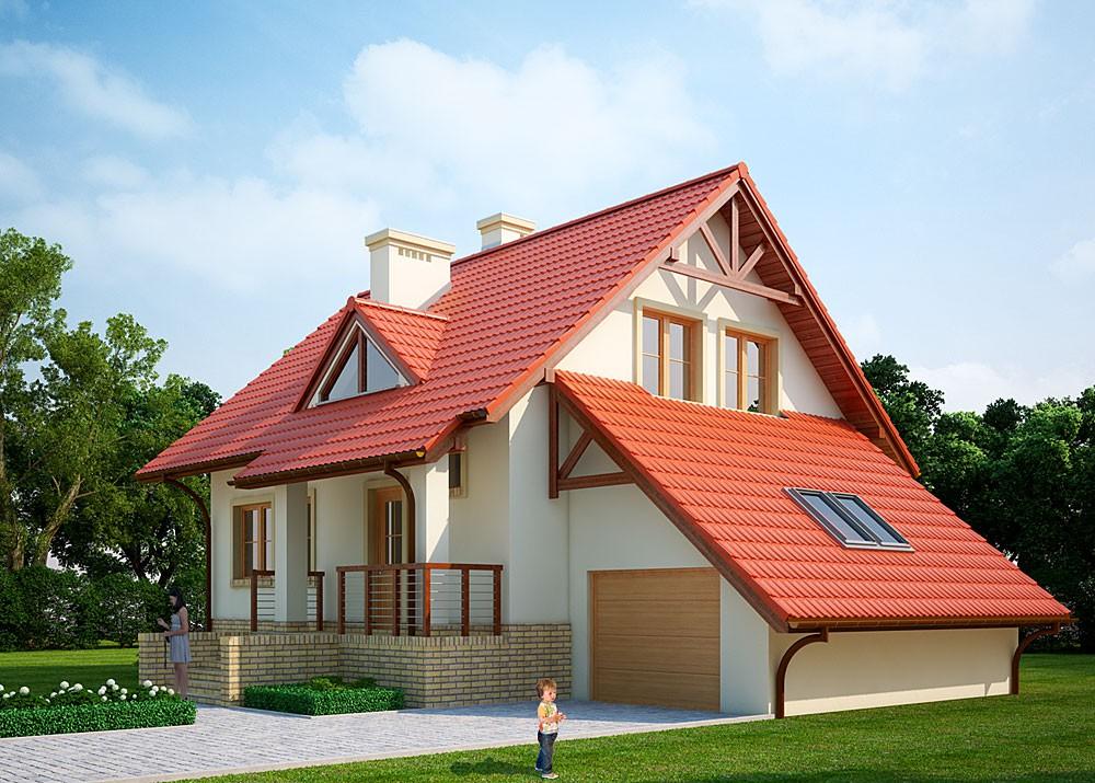 цены крыша с торца дома проекты фото однотонной