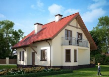 Проект дома LK&953