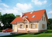 Проект дома LK&957