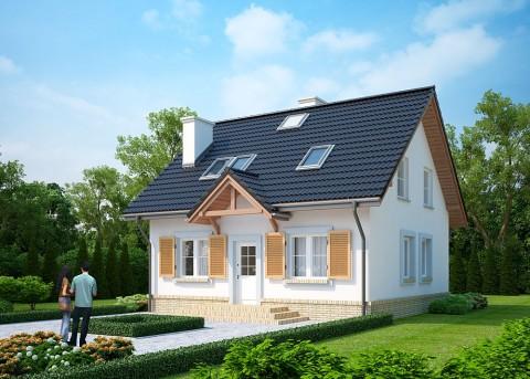 Проект дома LK&959