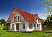 Проект дома LK&964