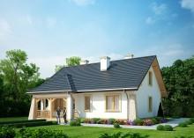 Проект дома LK&965