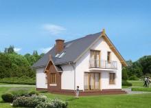 Проект дома LK&967