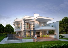 Проект дома LK&975