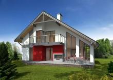 Проект дома LK&979