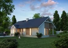 Проект дома LK&982
