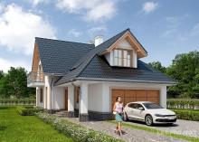Проект дома LK&963