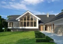Проект дома LK&943