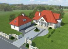 Проект дома LK&940