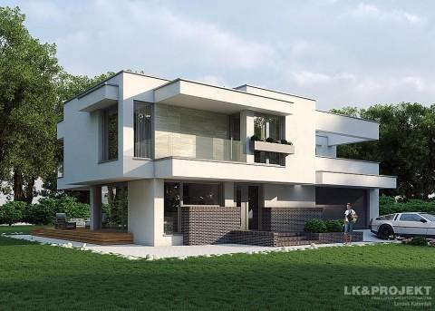 Проект дома LK&935