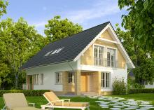 Проект дома LK&1065