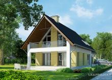 Проект дома LK&1068