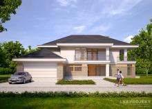 Проект дома LK&1069