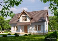 Проект дома LK&1071