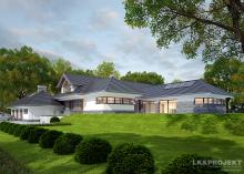 Проект дома LK&1074