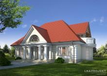 Проект дома LK&925