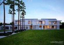 Проект дома LK&1080