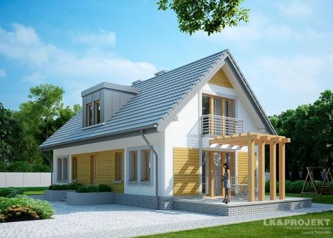 Проект дома LK&923