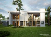 Проект дома LK&1081