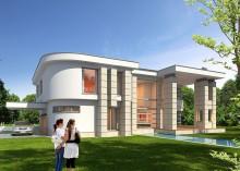 Проект дома LK&907