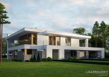 Проект дома LK&1084