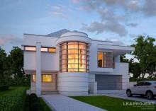 Проект дома LK&875