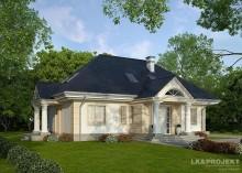 Проект дома LK&866
