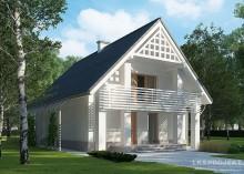 Проект дома LK&859