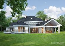 Проект дома LK&1094