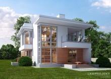 Проект дома LK&801