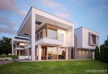 Проект дома LK&1095