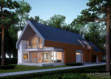 Проект дома LK&1097 в стиле модерн