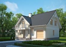 Проект дома LK&1098